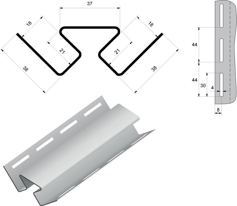 Угол внутренний чертеж